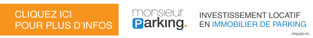 Investissement locatif en immobilier de parking