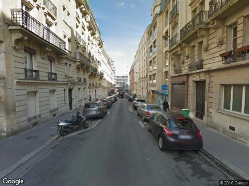 place de parking louer paris 75015 rue leriche 75015 paris france. Black Bedroom Furniture Sets. Home Design Ideas