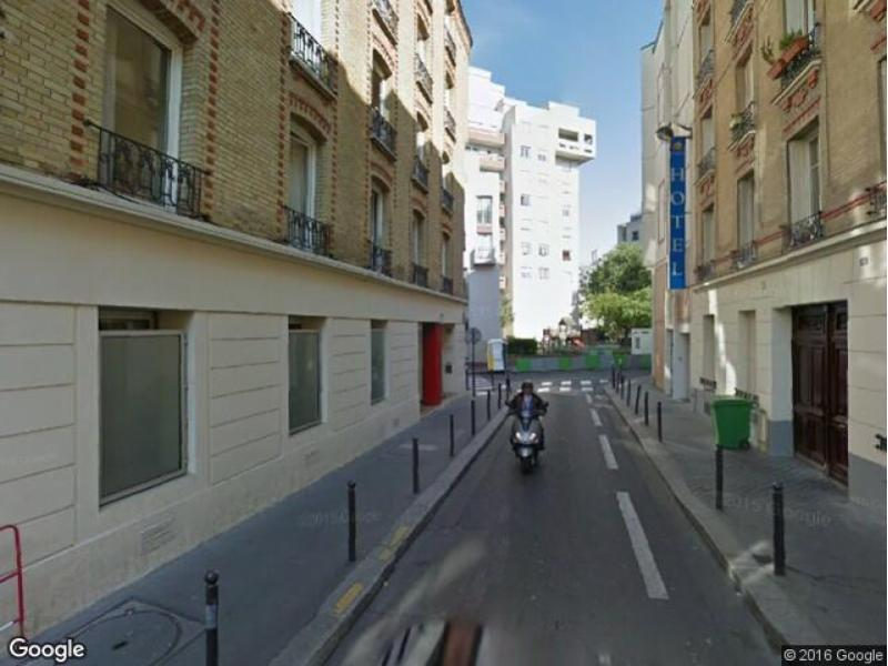 Location de parking - Paris 20 - 15 rue des Reglises