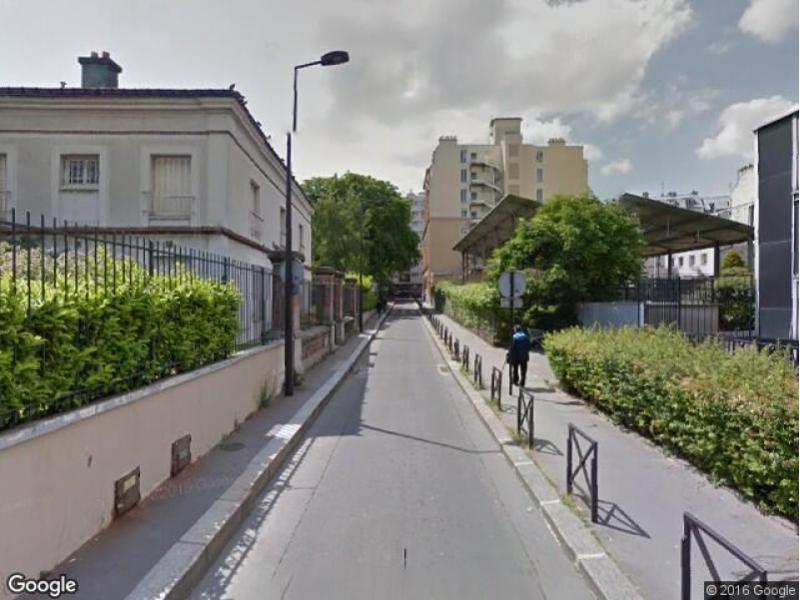 Location de parking paris 18 rue des fillettes - Esso porte de la chapelle ...