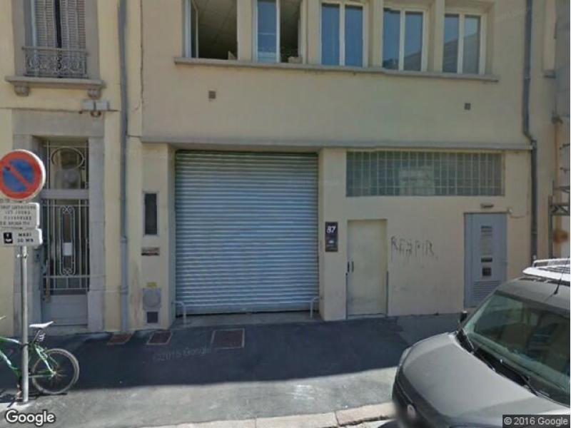 place de parking louer lyon 69007 89 rue jaboulay 69007 lyon france. Black Bedroom Furniture Sets. Home Design Ideas