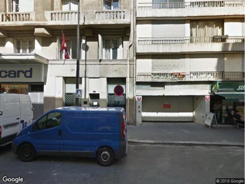 Vente De Parking Paris 17 Ternes