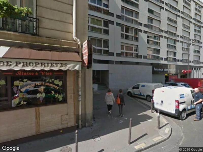 Place de parking louer paris 75015 falgui re montparnasse - Place de parking location ...