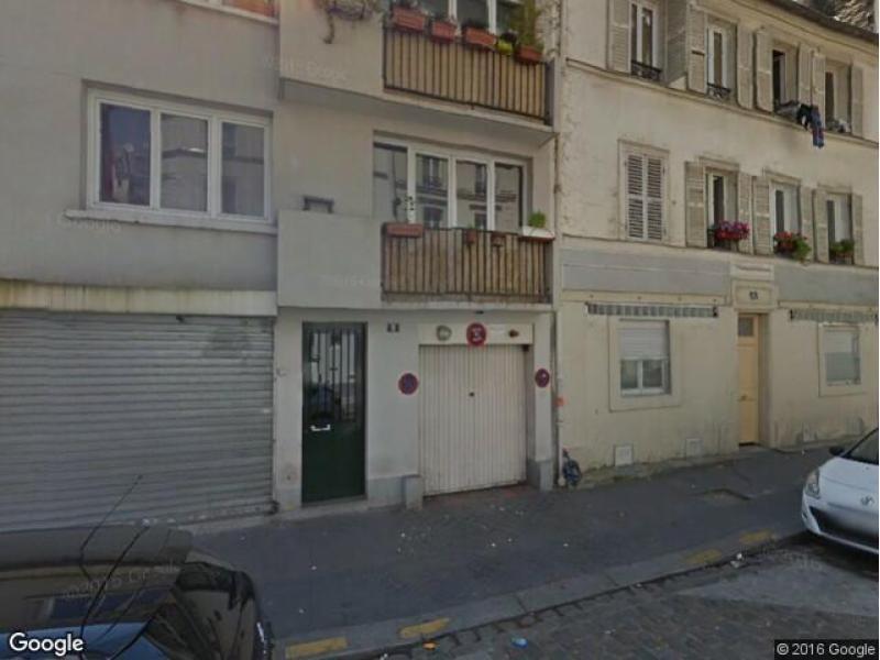 Location de parking paris 18 simplon porte de - Parking porte de clignancourt paris 18 ...