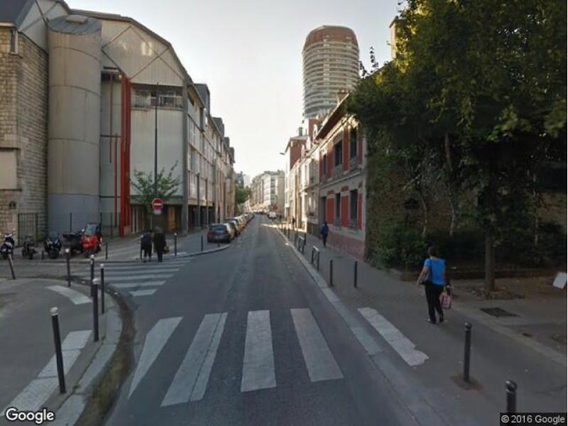 Place de parking louer paris 13 m tro maison blanche for 77 rue de la maison blanche reims