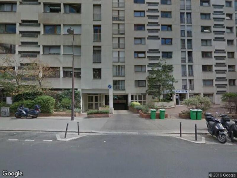 Parking louer paris 15 67 rue de la croix nivert - Place de parking location ...