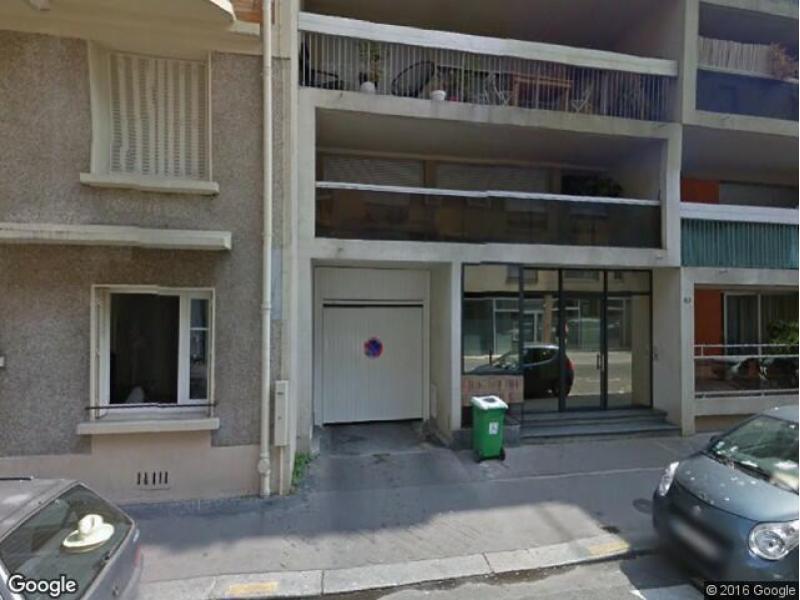 place de parking louer paris 75013 43 rue de la colonie 75013 paris france. Black Bedroom Furniture Sets. Home Design Ideas