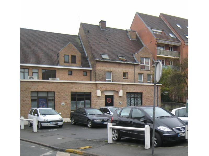 Parking à louer - La Madeleine - Centre
