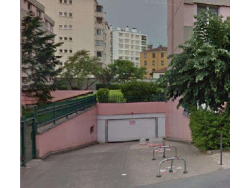 location de parking villeurbanne espace central