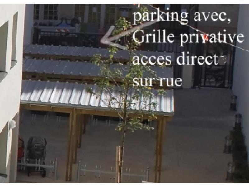 Vente de parking - Clichy - Chance-Milly