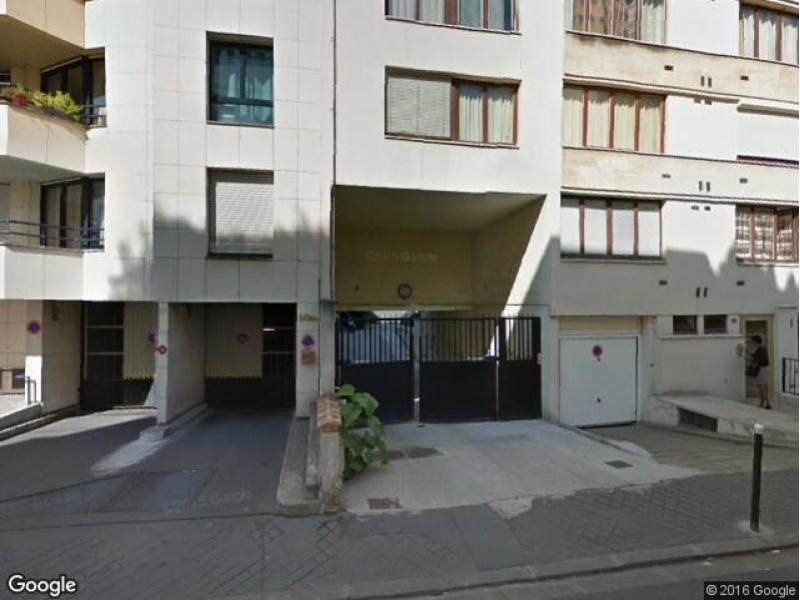 place de parking louer boulogne billancourt 60 rue. Black Bedroom Furniture Sets. Home Design Ideas
