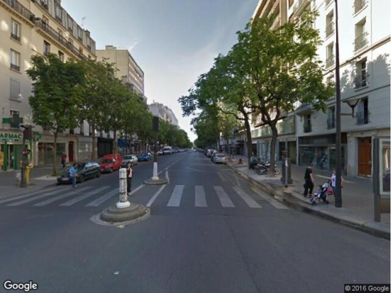 Place de parking à louer - Paris 75011 - Avenue Philippe-Auguste, 75011 Paris, France - 100 euros