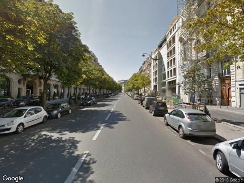 Place De Parking Vendre Paris 75008 Avenue Hoche 75008 Paris France