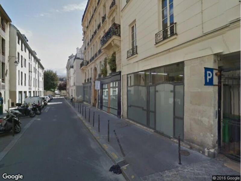 Paris 3 - Le Marais - Parking à louer