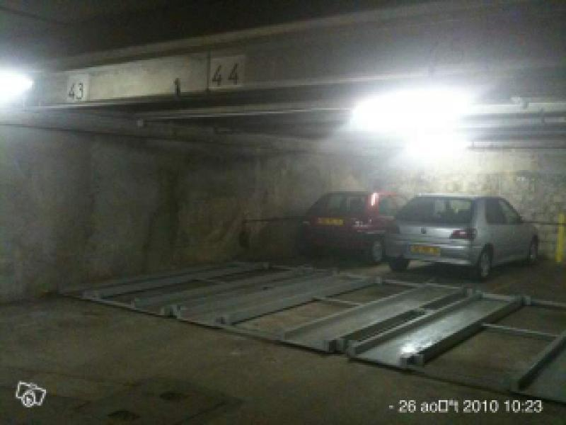 Vente de parking - Paris 6 - Luxembourg