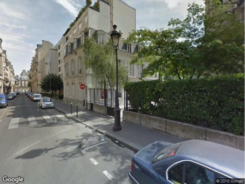 Place De Parking Louer Paris 8 Ternes Etoile