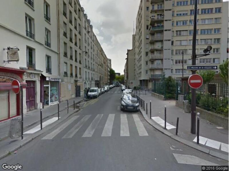 Parking louer paris 18 marx dormoy for Location paris 18