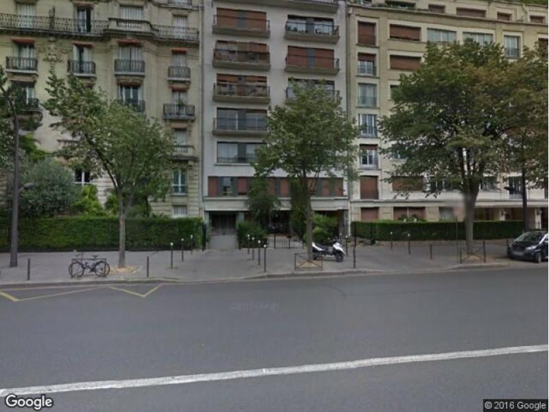 Location de parking paris 16 5 boulevard suchet for Garage paris 16