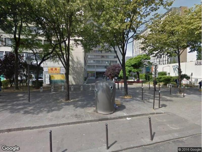 place de parking louer paris 13 5 avenue de choisy. Black Bedroom Furniture Sets. Home Design Ideas
