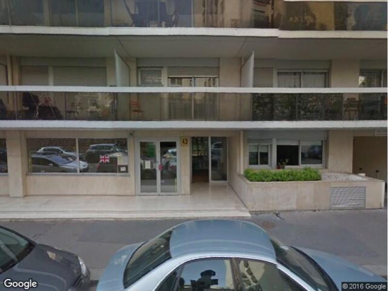 place de parking louer paris 16 43 rue fran ois g rard. Black Bedroom Furniture Sets. Home Design Ideas