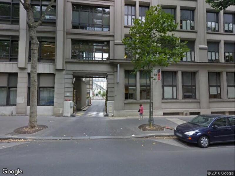 place de parking louer paris 15 10 rue paul barruel. Black Bedroom Furniture Sets. Home Design Ideas