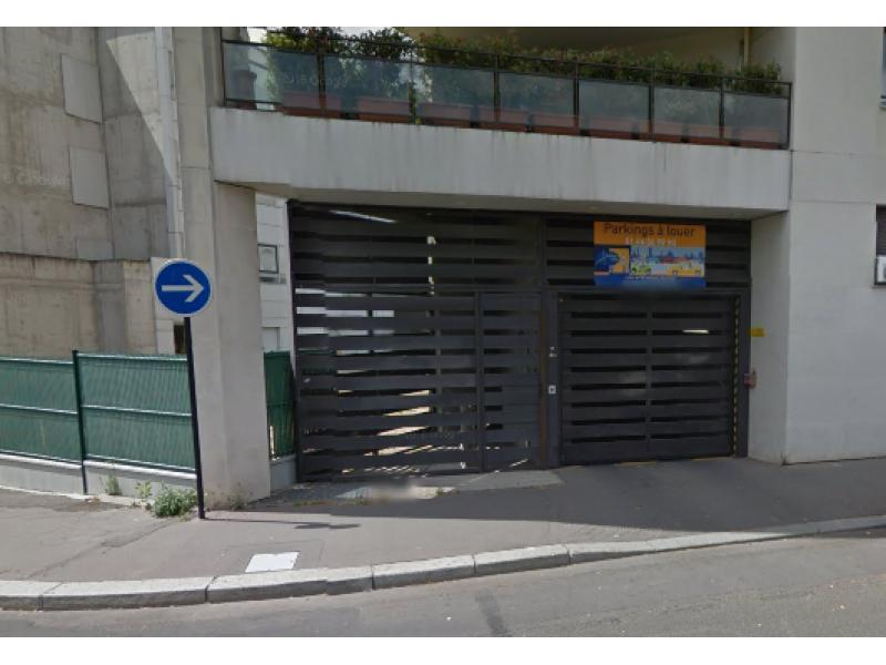 Location de parking - Paris 15 - 40 rue Leblanc