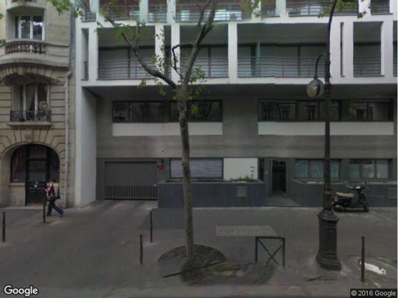 place de parking louer paris 16 94 rue chardon lagache. Black Bedroom Furniture Sets. Home Design Ideas