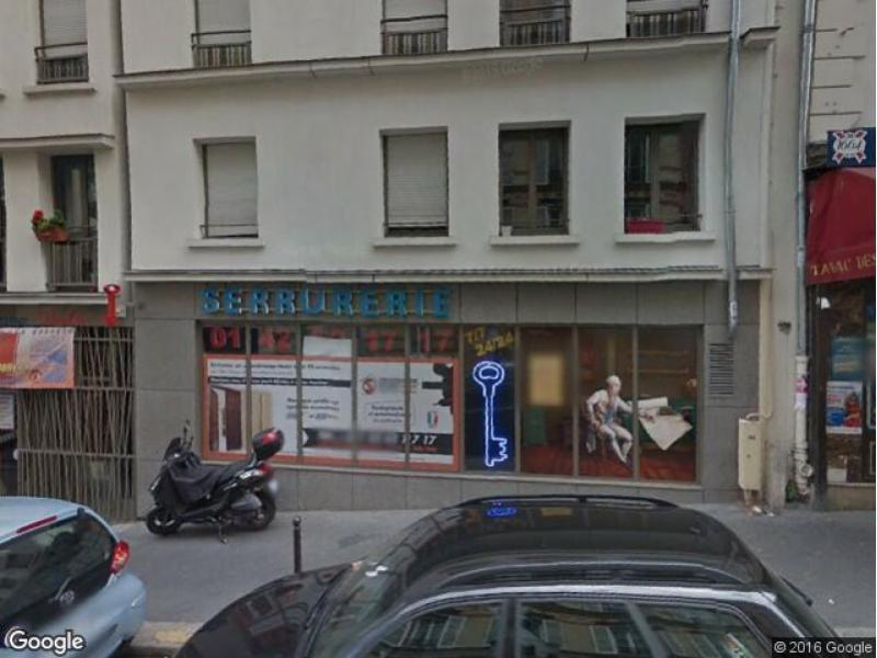 Location de parking paris 18 72 rue de clignancourt for Location paris 18