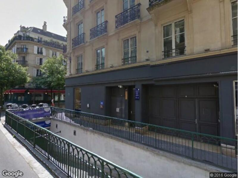 Paris 4 - 5 rue Pernelle - Place de parking à louer
