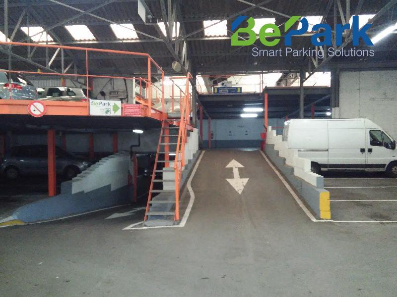 Abonnement Parking BePark 105 Rue de la Plaine, 59000 Lille, France
