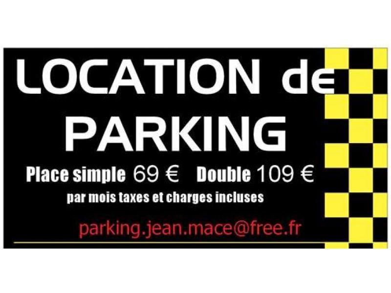 location de parking fontenay sous bois 3 rue jean mac. Black Bedroom Furniture Sets. Home Design Ideas