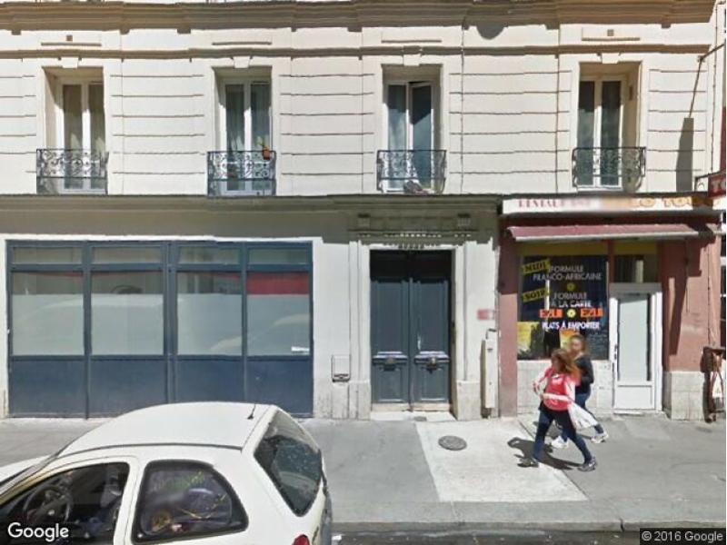 Location de parking paris 18 142 rue marcadet for Location paris 18