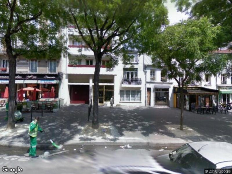 paris 20 100 boulevard de charonne parking louer. Black Bedroom Furniture Sets. Home Design Ideas
