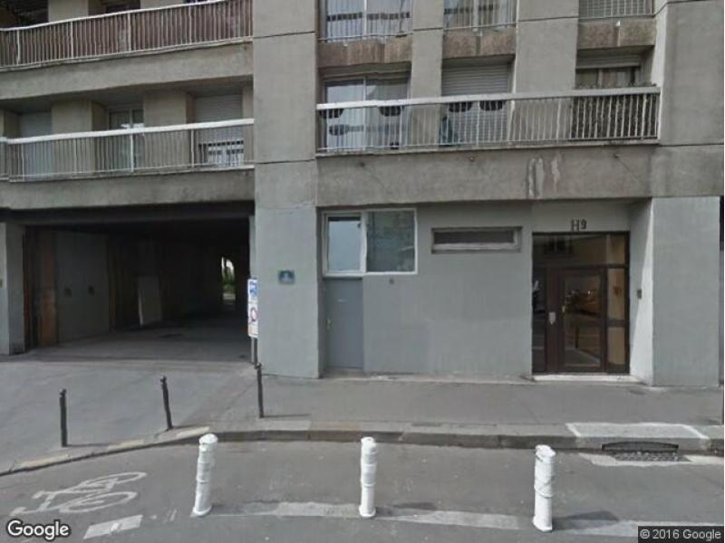 Vente de parking - Paris 10 - place Raoul Follereau