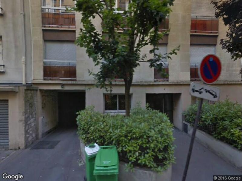 Parking à louer - Paris 11 - Sainte-Marguerite
