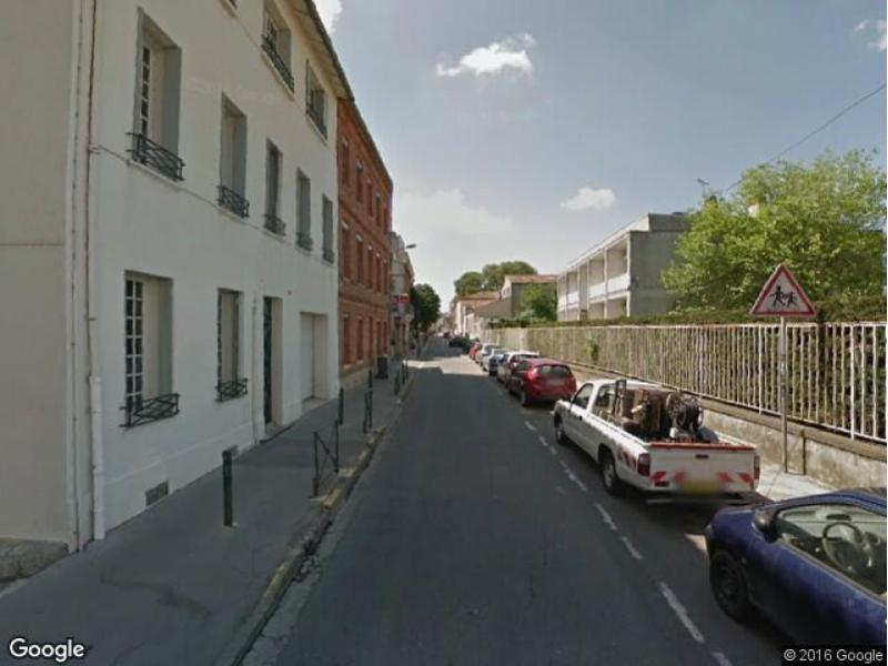Location de garage toulouse rue achille viadieu for Location de garage toulouse