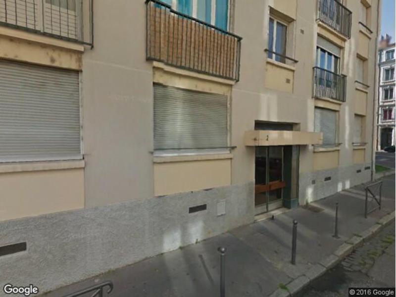 Location de parking villeurbanne 2 rue persoz for Garage rue des bienvenus villeurbanne