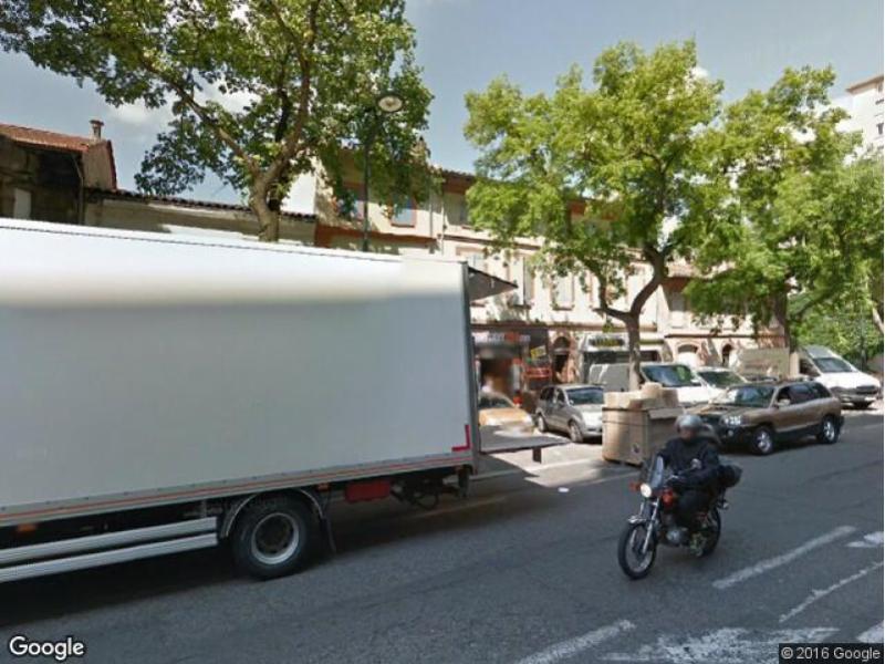 Location de parking toulouse avenue des minimes for Location garage toulouse minimes