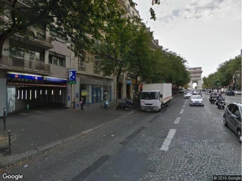 Paris 8 22 Avenue De Wagram Place De Parking Louer
