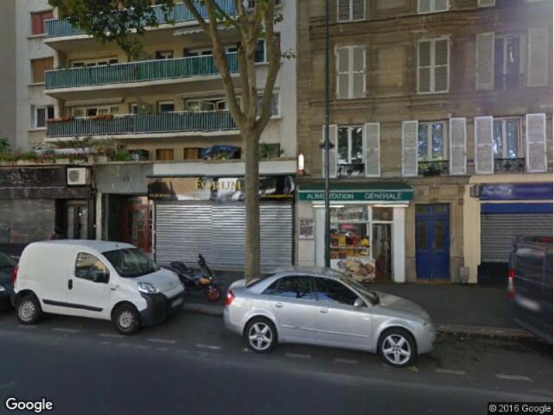 vente de parking clichy 136 boulevard jean jaur s. Black Bedroom Furniture Sets. Home Design Ideas