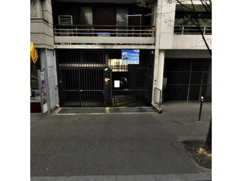 Abonnement Parking OnePark 8 Rue Fernand Braudel, 75013 Paris-13E-Arrondissement, France