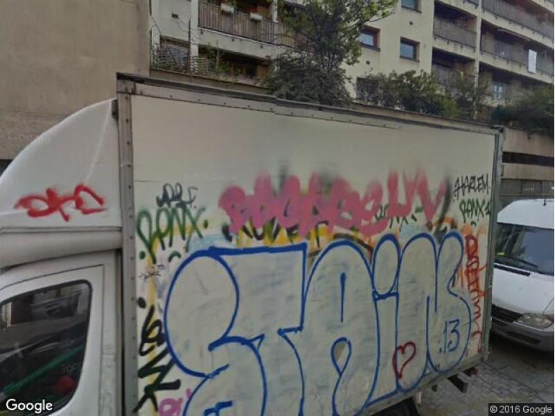 Location de box paris 18 90 rue doudeauville - Parking porte de clignancourt paris 18 ...