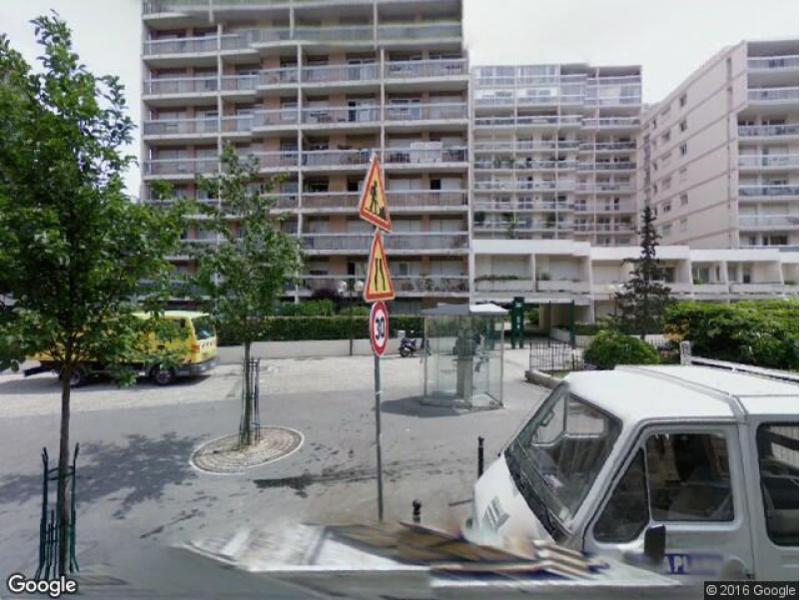 Location de parking paris 20 62 rue pix r court - Office depot rue de belleville ...