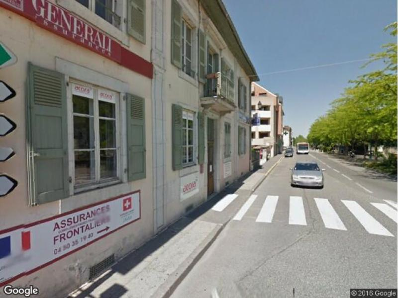 Location de garage saint julien en genevois avenue de gen ve - Garage saint julien en genevois ...