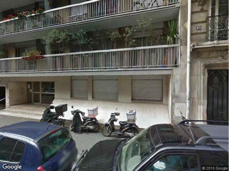 Location de parking paris 18 63 rue letort for Location paris 18