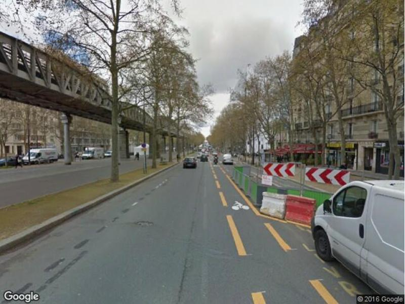 Vente de parking - Paris - boulevard Auguste Blanqui