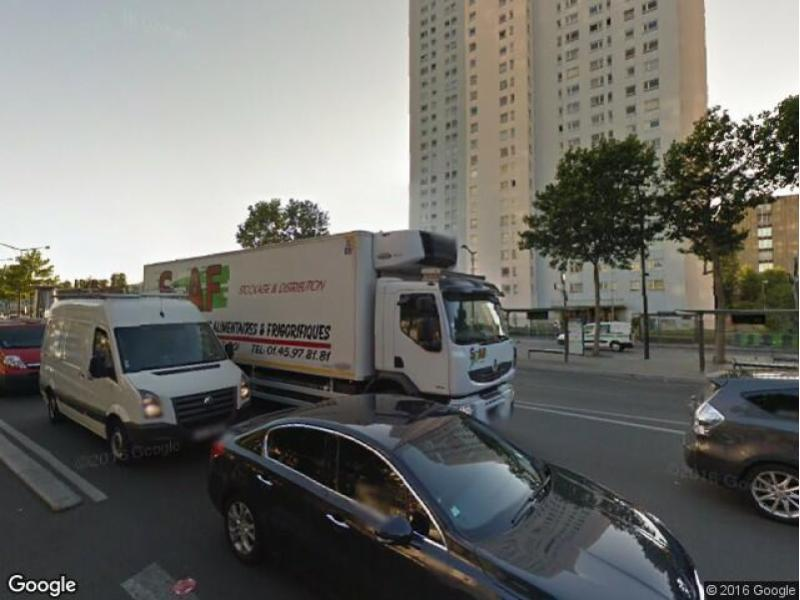 Parking louer paris 18 100 rue de la chapelle - Esso porte de la chapelle ...