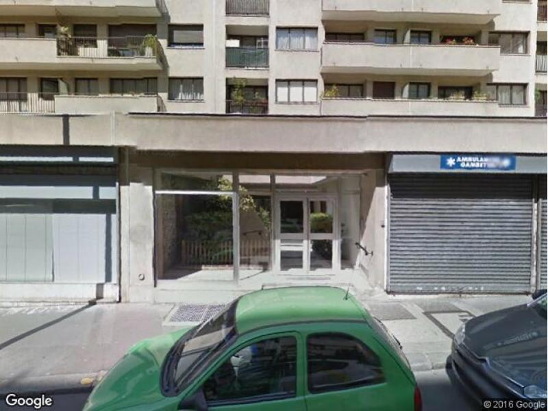 Location de parking - Paris 20 - 45 rue Villiers de l'Isle Adam