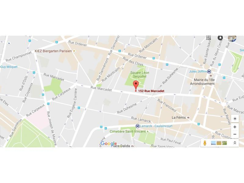location de parking paris 18 152 rue marcadet