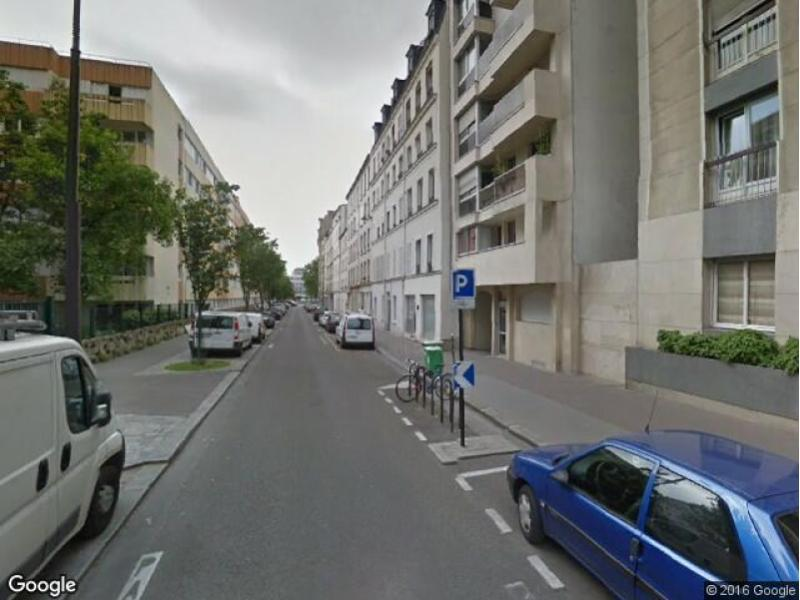 Location de parking - Paris 13 - 21 rue Esquirol